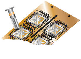 Conductive Adhesive targets die-attach applications.