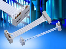 Custom Cable Assemblies are available for 2-piece WTB connectors.