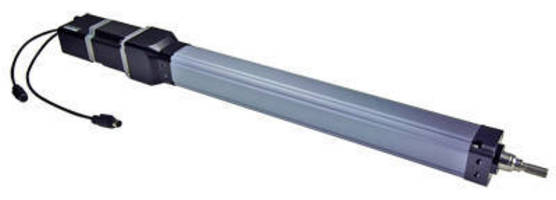 Heavy-Duty Linear Actuators offer high thrust and force.