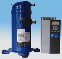 Variable Speed Compressors offer optimized part-load efficiency.