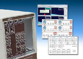 Instrument Suite provides nuclear pulse counting.