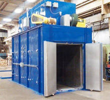 Infratrol Manufacturing Corporation Ships Oven to Aerospace Industry Customer