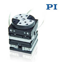 Sub-Miniature Positioning Stages feature piezo inertia motor.