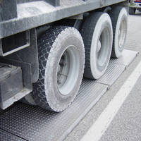 Axle Scale Systems integrate wireless weighing technology.