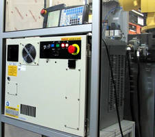 Robotic Mini Pallet Cell Gets Smaller with New Compact FANUC Robot Controller
