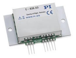 OEM Piezo Driver integrates high voltage power supply.