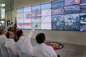 Indra's Traffic Management System Now Being Used in Metro Manila, in the Philippines