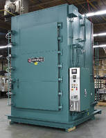 Inert Atmosphere Oven operates up to 932°F.