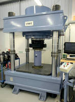 LCM Systems take Delivery of New 1500 Tonne Calibration Test Machine