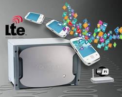 Aeroflex TM500 Test Mobile Platform Demonstrates Live LTE to WiFi Offload Handover