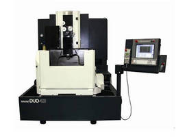 Hewitt Molding Adds Two New DUO Series 43 MAKINO Wire EDMs