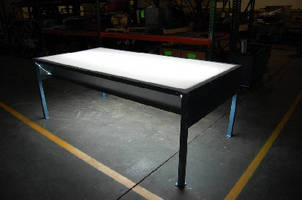 Lighted Inspection Tables Reveal Hidden Defects, Contamination
