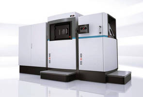New Machine for Additive Manufacture of Metal Parts in Large Volumes