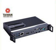 OPS Digital Signage Player provides 4K resolution.