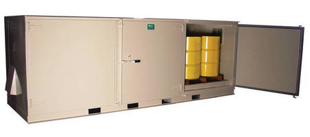 Chemical Storage Cabinets Offer Safe Way to Store