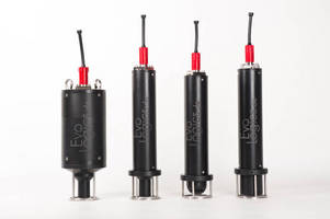 EvoLogics GmbH at Oceanology International 2014: Unveiling a New Series of Compact-Size Underwater Acoustic Modems and Other Recent Developments