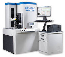 Analytical Gear Inspection System includes surface solution.