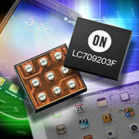 CMOS ICs provide battery voltage and temperature information.