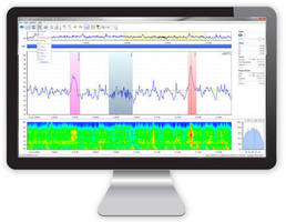 Noise Measurement Visualization Software accelerates reporting.