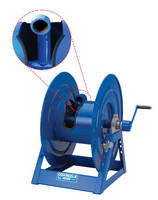 COXREELS® Re‐Engineered a Superior Full‐Flow Fluid Path for the 1175 and 1185 Series