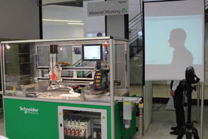 Sharpen Your Profile with Sercos at Hannover Fair 2014