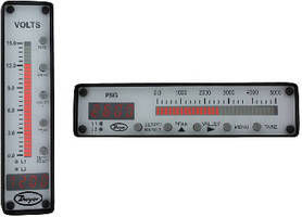Digital Bar Graph Meters help minimize human error.