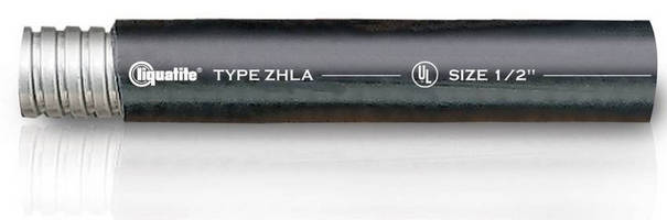Flexible Conduit Type ZHLA Is Now UL Listed and CSA Certified