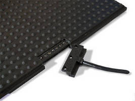 Safety Mat System includes quick disconnect feature.