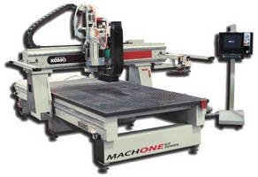 Arthur Machinery-Florida offers KOMO CNC Routers