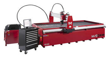 OMAX® Corporation to Demonstrate Abrasive Waterjet Versatility at MMTS