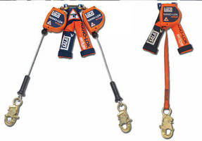 Sharp Edge Personal SRL features foot level tie-off.