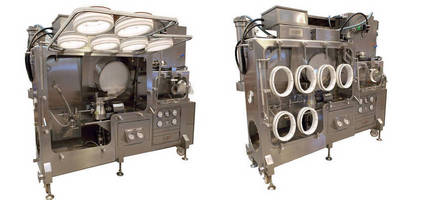 Universal Milling Glovebox for Multiple Mill Systems