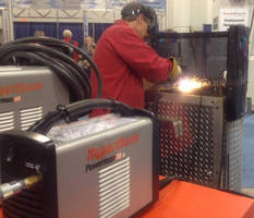 Plasma Cutting System combines performance and portability.