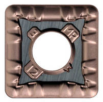 Turning Inserts offer smooth cutting and wear resistance.