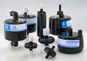 UV Inkjet Filter Assemblies maximize printer up-time.