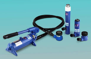 Manual and Pneumatic Hydraulic Jacks offer 5 pump options.