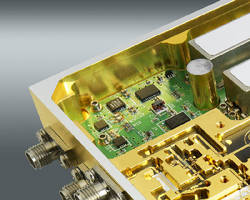 RF/Microwave Assembly Services accelerate manufacturing.