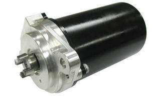 Brush Electric Motors suit automotive power steering applications.