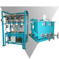 Material Feeder is available with multiple feed head units.