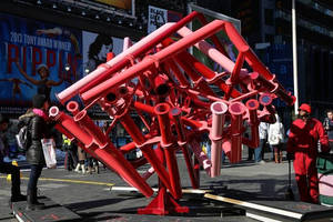 Trojan Powder Coating Paints Modern Valentine for New York City