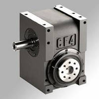 Right-Angle Cam Indexing and Oscillating Drives