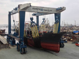 Marine Travelift Inc. Expands Presence in Southeast Asia with Addition of 600 C to New Nautilus II Shipyard in the Philippines