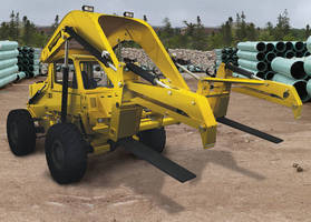Material Handling Vehicle combines productivity and comfort.