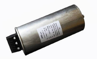 Medium Power Film Capacitors suit AC filtering applications.