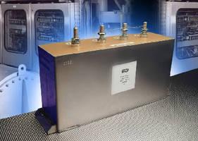 Medium Power Film Capacitors suit DC filtering applications.