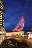 Arup Engineers Massive Echelman Sculpture for TED2014