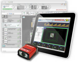 Software and Camera serve machine vision applications.