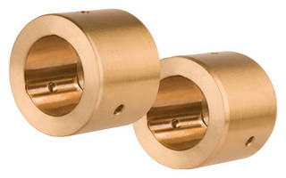 Extended Life Bearings minimize maintenance and downtime.