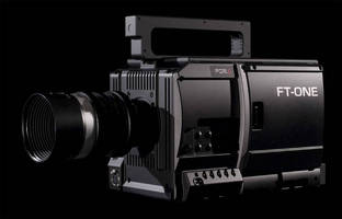 NAB 2014: FOR-A to Show New Version of Ft-One 4K Variable Frame Rate Camera, Debut 4K Extraction System