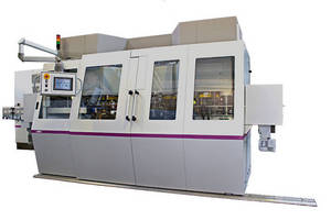 Wide Working Range and Exceptionally Fast Format Changeover